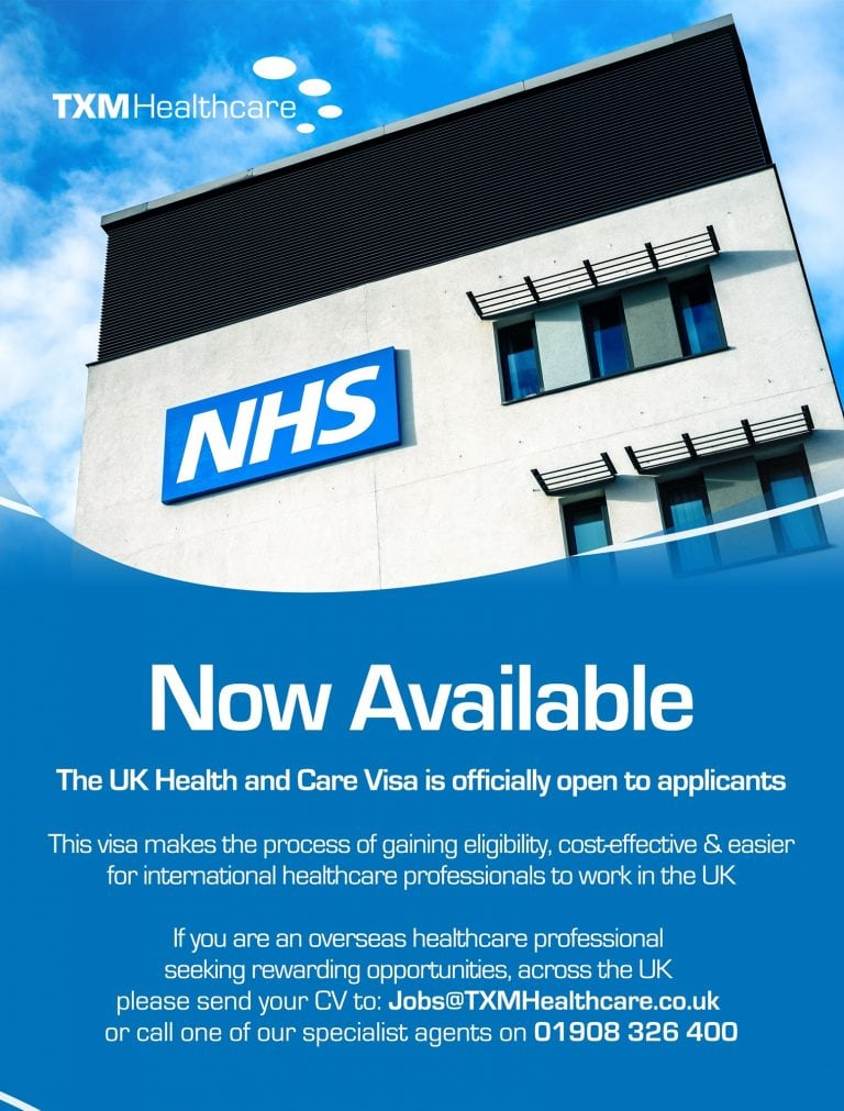 A reminder to all overseas medical professionals looking to work in the United K…