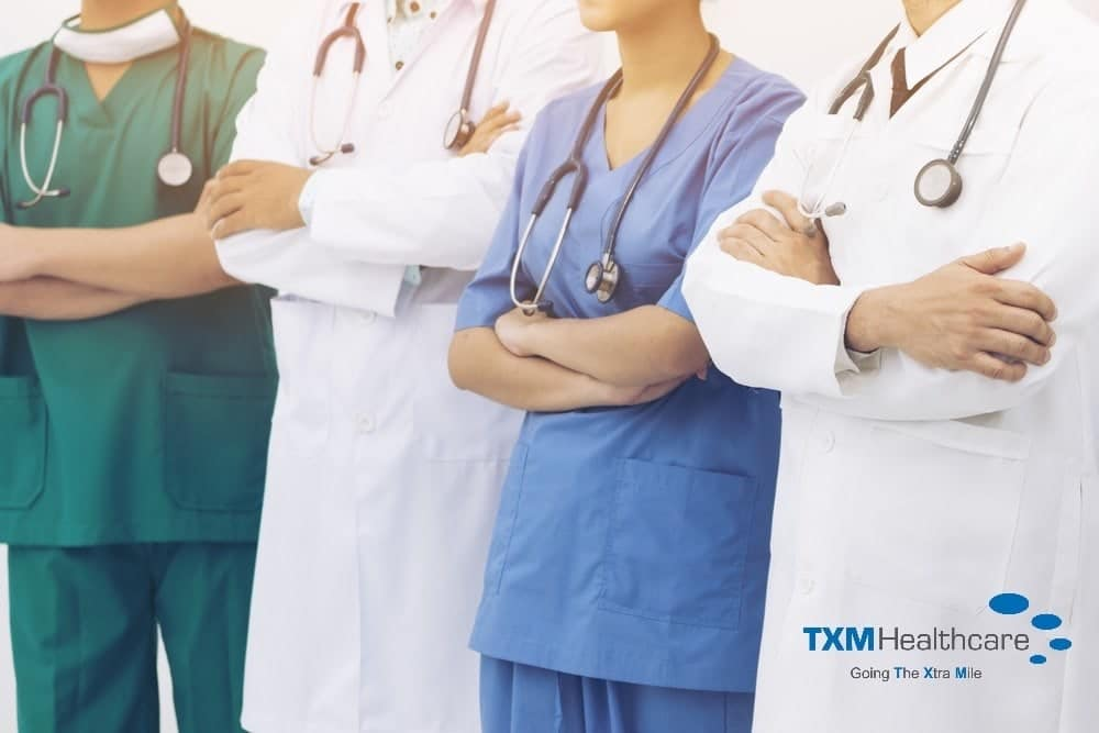 At TXM Healthcare, our experts go The Xtra Mile to find Doctors from all over th…