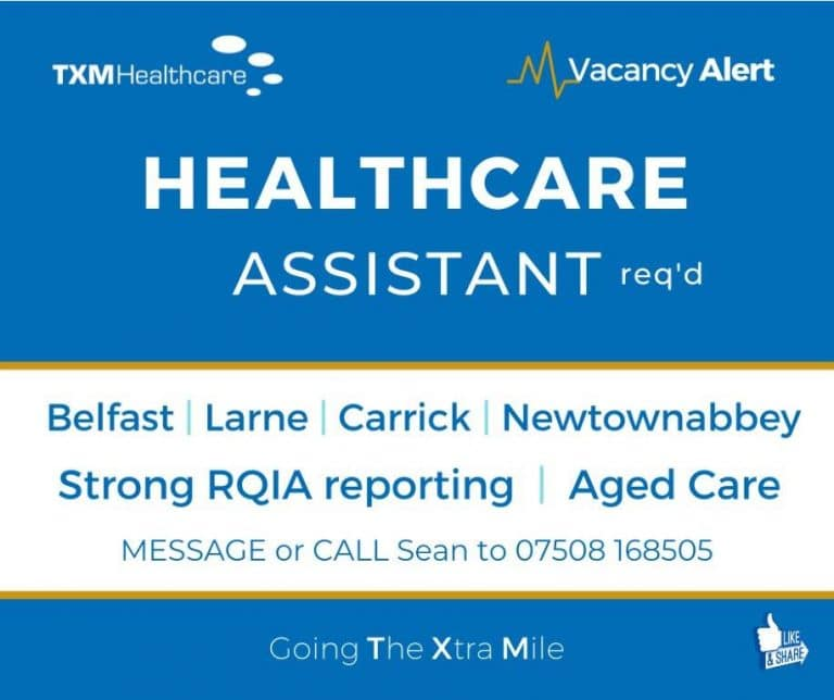 Read more about the article req'd in Belfast for a days-only position. + Offering £21.00 per ho…