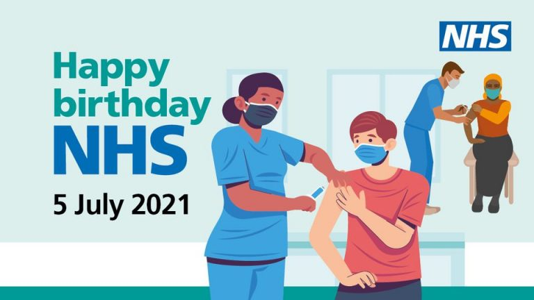 Read more about the article Happy Birthday to our beloved NHS  73 years of hard work, compassionate care and…