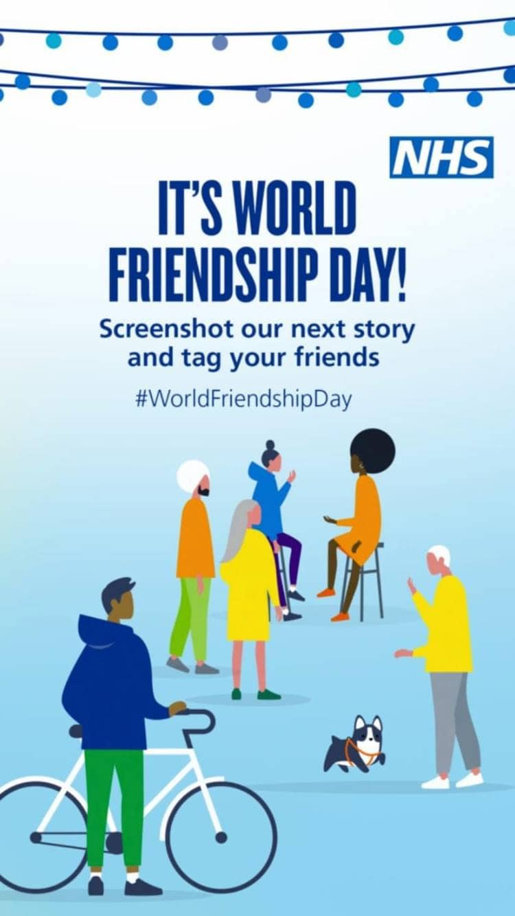 Happy #WorldFriendshipDay to our friends and colleagues from all over the world …
