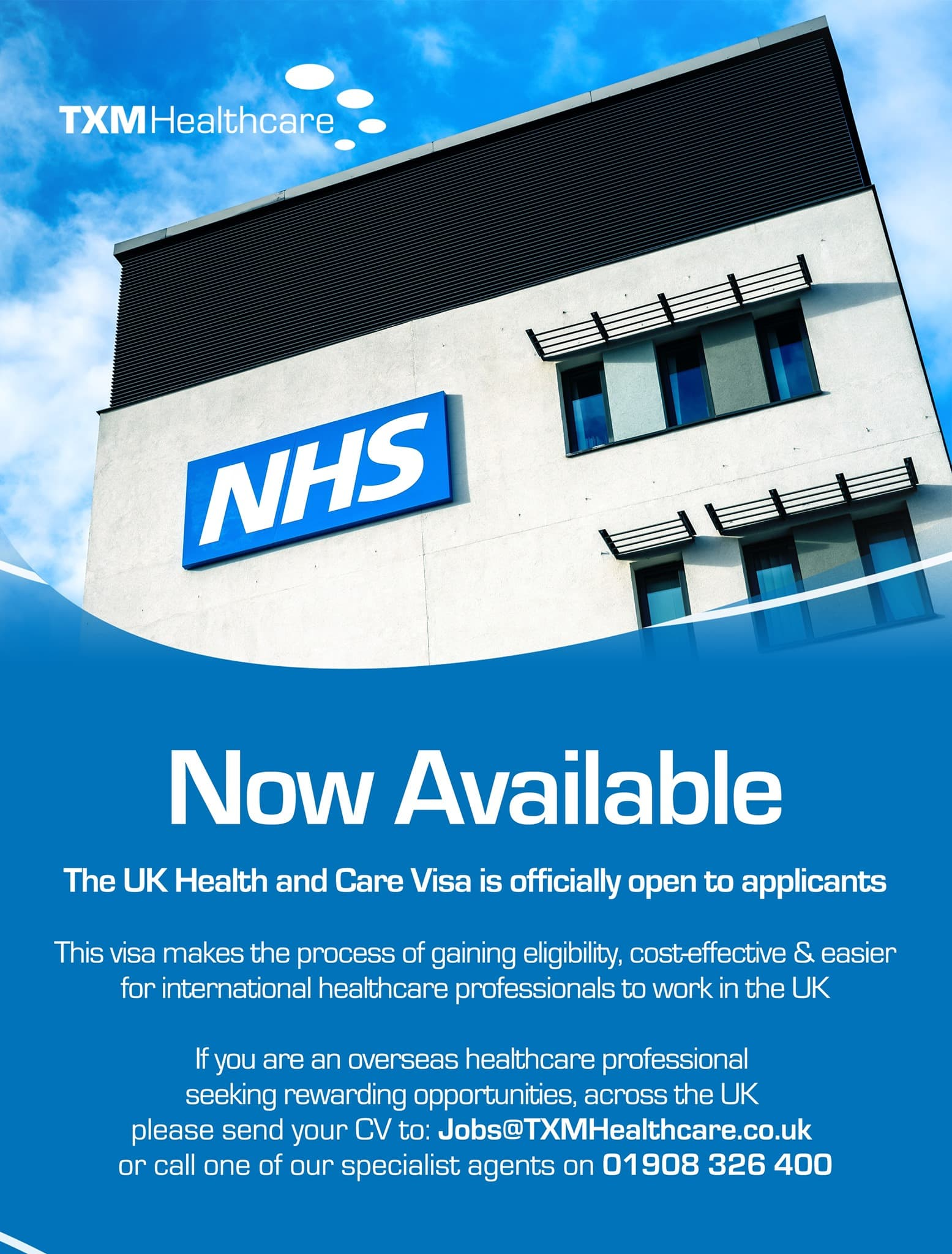 The new Health and Care Visa has been launched in the UK, helping medical profes…
