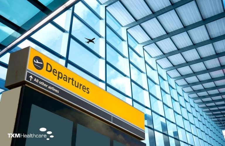We are working with Public Health England to procure Airport Doctors for Risk As…