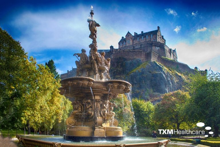Whether you're based in Scotland or would like to work in Scotland – our TXM Hea…